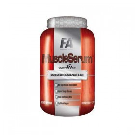 FA NUTRITION MUSCLESERUM 1,2 KG FRUIT PUNCH