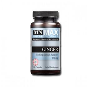 MN GINGER 250mg 120cps