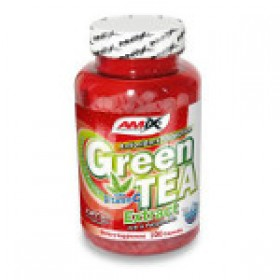 Green Tea Extract + Vitamina C 100 CAPSULE