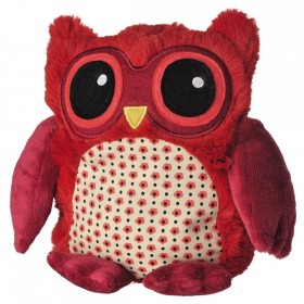 HOOTY ROSSO PELUCHE TERMICO