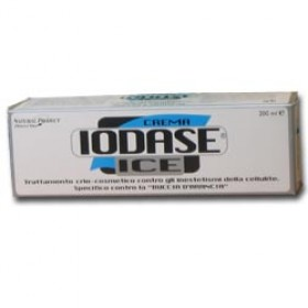 NATURAL PROJECT IODASE ICE