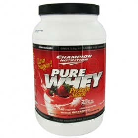 PURE WHEY PROTEIN STACK 2270 GR CHAMPION NUTRITION