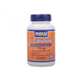 L-CITRULLINE 750mg - 90cpr