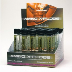M DOUBLE YOU AMINO EXPLODE 20 AMPOLLE 25 ML
