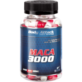 BODY ATTACK MACA 1000 90 CAPSULE