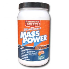 AMERICAN MUSCLE MASS POWER 1000 G