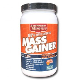 AMERICAN MUSCLE MASS GAINER 1200 G