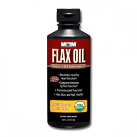 MAX FLAX OIL 100% ORGANIC 473ml