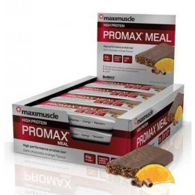 PROMAX MEAL BAR 21,6g Protein - 12x60g