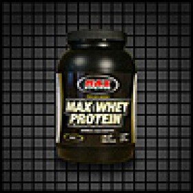 MAX NUTRITION MAX WHEY PROTEIN 750G