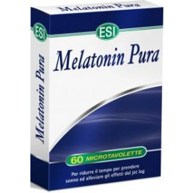 Melatonina Pura 60cpr