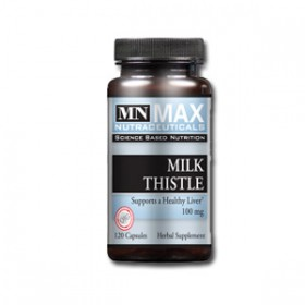 MN MILK THISTLE 100mg  120cpr