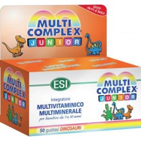 Multicomplex Junior 50 dinosauri