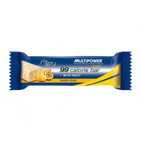 MULTIPOWER 99 CALORIE BAR 24 BARRETTE DA 32G