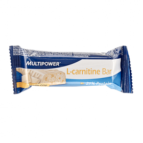 MULTIPOWER L-CARNITINE BAR 24 BARRETTE DA 35G