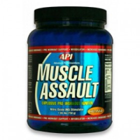MUSCCLE ASSAULT NITRIC OXIDE - 750g