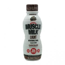 MUSCLEMILK LIGHT RTD - 24x244ml