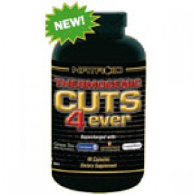 NATROID THERMOGENIC CUTS 4 EVER 90 CAPSULE