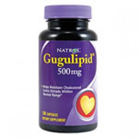 NATROL GUGULIPID 500MG 100 COMPRESSE