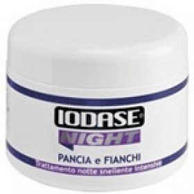 IODASE NIGHT PANCIA E FIANCHI 250ml