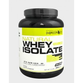 NATURAL WHEY ISOLATE ESSENTIALS SERIES 908g