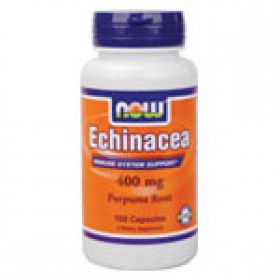 ECHINACEA ROOT 400mg - 100cps
