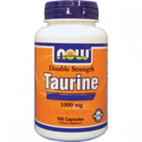TAURINE 1000mg FREE FORM - 100cps