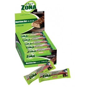 ENERZONA NUTRITION BAR 40-30-30 2 BLOCCHI