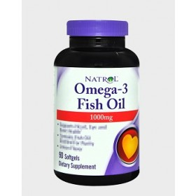 NATROL OMEGA-3 90 SOFTGEL