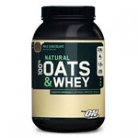 WHEY NATURAL 100% OATS 1363g