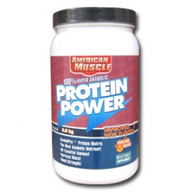AMERICAN MUSCLE PROTEIN POWER 800 G