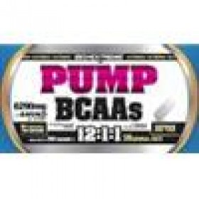 PUMP BCAAs 12.1.1 300cpr