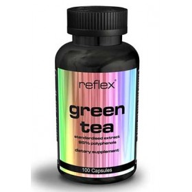 GREEN TEA EXTRACT - 100 cps
