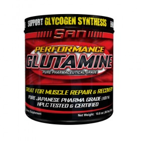 PERFORMANCE GLUTAMINE 300 GR.