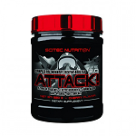 SCITEC NUTRITION ATTACK! 2.0 320G