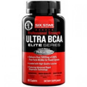 ELITE SERIES PRO ULTRA BCAA 60cpr