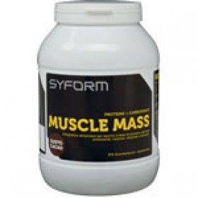 SYFORM MUSCLE MASS 1200G
