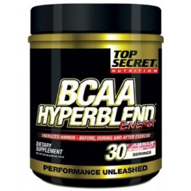 TOP SECRET BCAA HYPERBLEND 168g