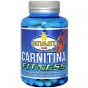 ULTIMATE ITALIA CARNITINA FITNESS 120 CAPSULE