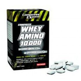 COMPRESS WHEY AMINO 10000 - 300tabs