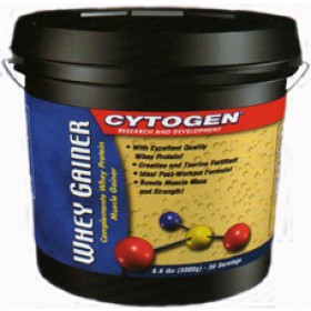 CYTOGEN WHEY GAINER 3000G