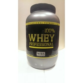 100% WHEY PROFESSIONAL WBS 2200g PROTEINE ISOLATE