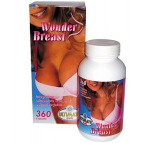 ULTIMATE ITALIA WONDER BREAST 360 CAPSULE