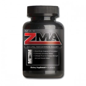MAX MUSCLE MAX ZMA 90 CAPSULE
